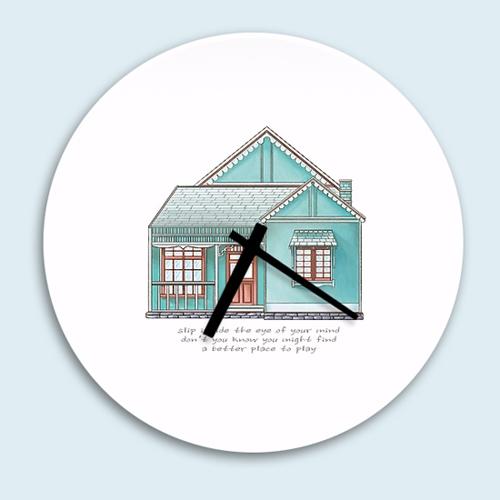 [디자인 시계]스위트하우스 #3