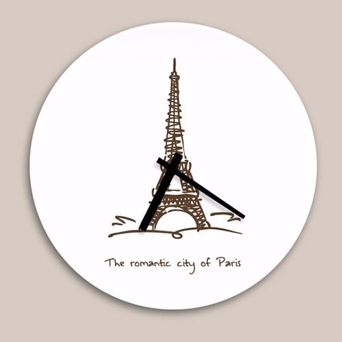 [디자인 시계]에펠타워