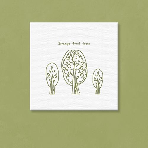 [캔버스 아트]동화나무