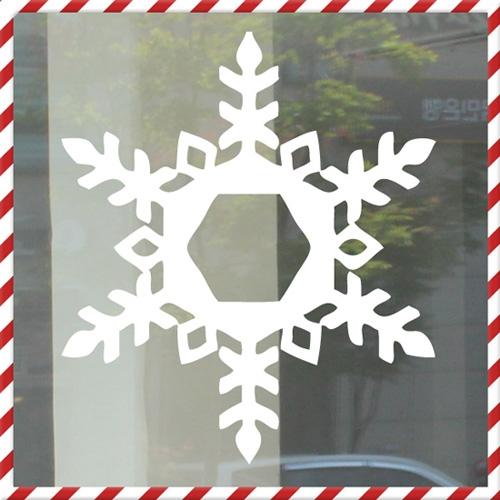 [크리스마스]눈꽃 대형 01 외 25개