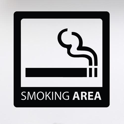 [샵]흡연구역 - 수첩형