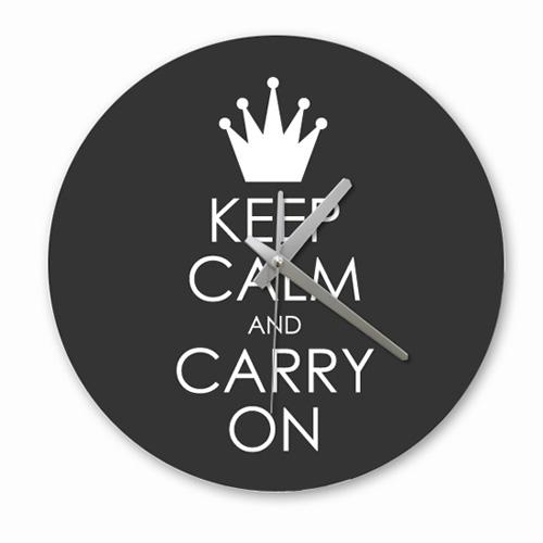 [디자인 시계]keep carry