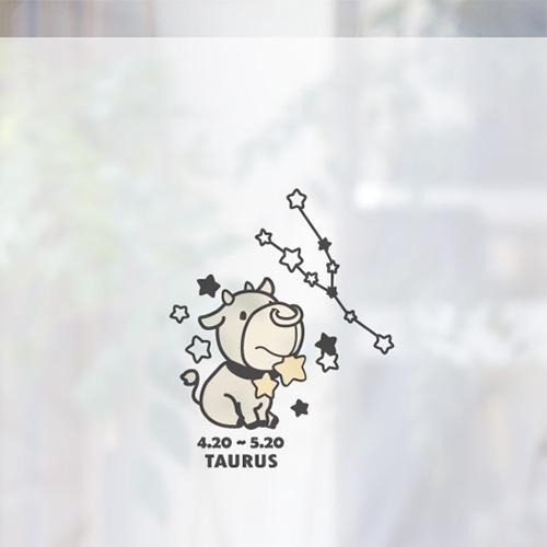 [칼라 안개시트]황소 별자리