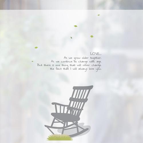 [칼라 안개시트]햇살속에서 2