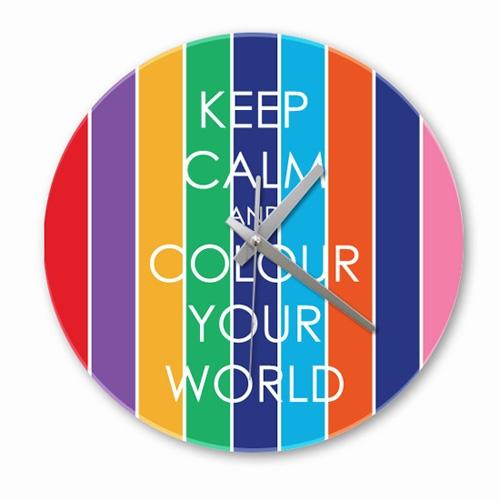 [디자인 시계]keep colour