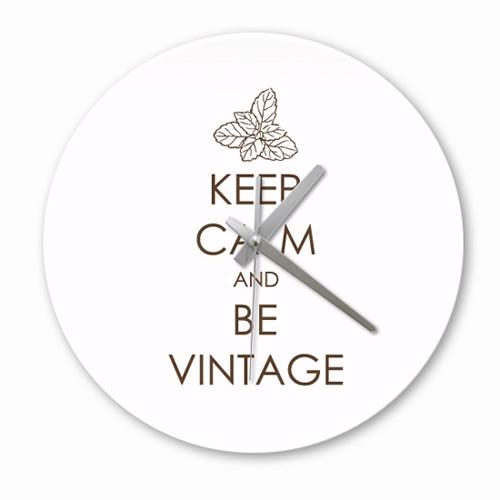 [디자인 시계]keep vintage