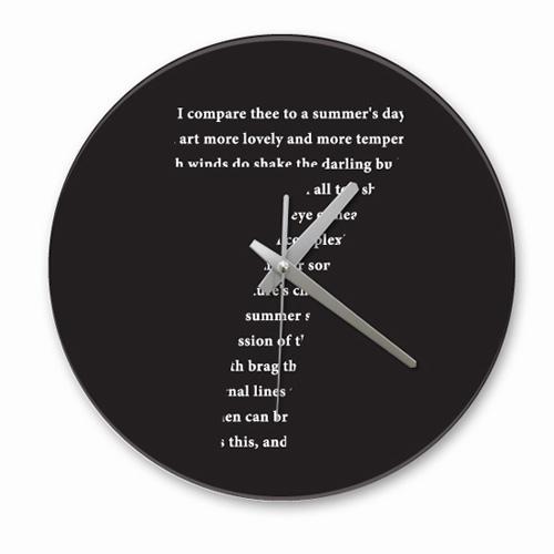 [디자인 시계]럭키 세븐