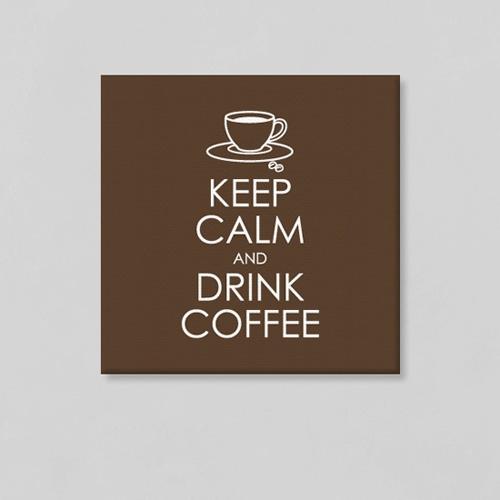 [캔버스 아트]keep coffee
