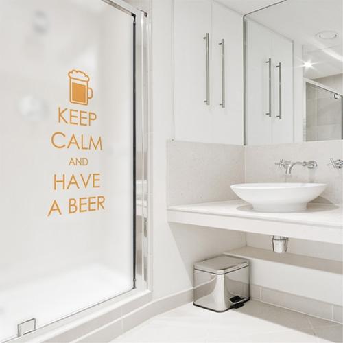 [샤워 윈도우]keep beer