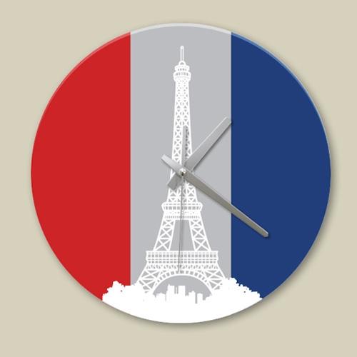 [디자인 시계]북유럽 스타일 WC243