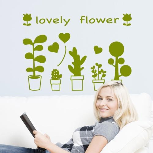 ij114-사랑스러운 꽃