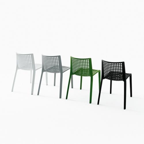 FS01 디자인체어 4개 업소용 식탁 카페 인테리어의자