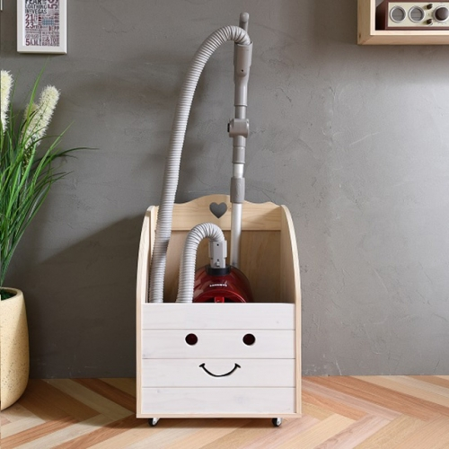 나무친구 청소기보관함 중형