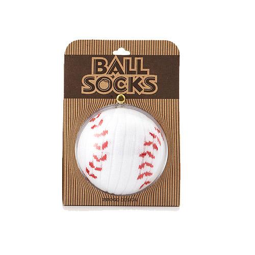25TOGO BALL SOCKS  야구공 스포츠 디자인 양말