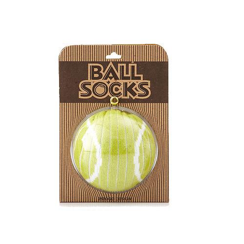 25TOGO BALL SOCKS 테니스공 스포츠 디자인 양말