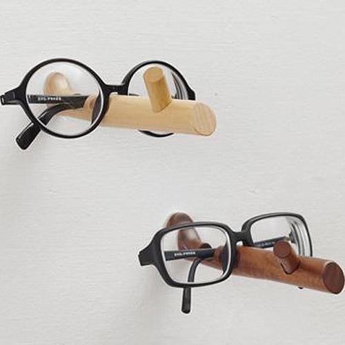 25TOGO 디자인 원목 안경 홀더