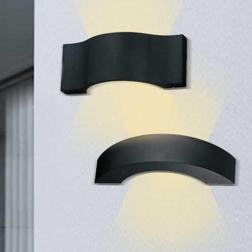 웨이빔벽등(2type,2color) (LED전구포함)