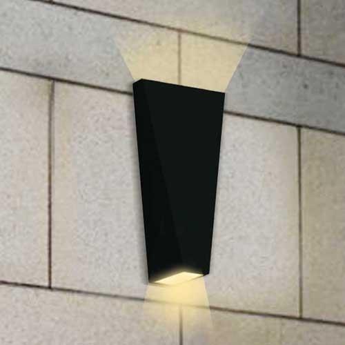 스탠서 벽등 (블랙,그레이) (LED전구포함)
