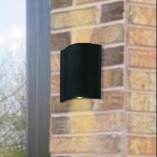 마틴소울 벽등 (블랙,화이트) (LED전구포함)