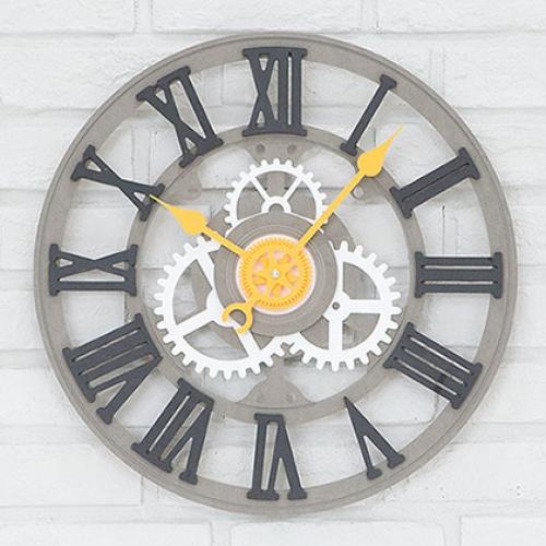 로마의 휴일 무소음벽시계
