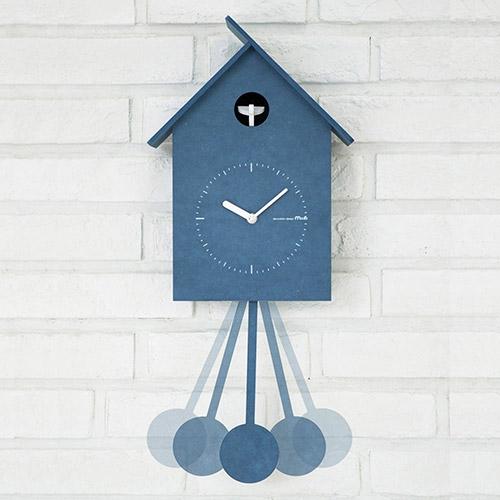 쿠쿠하우스 무소음벽시계