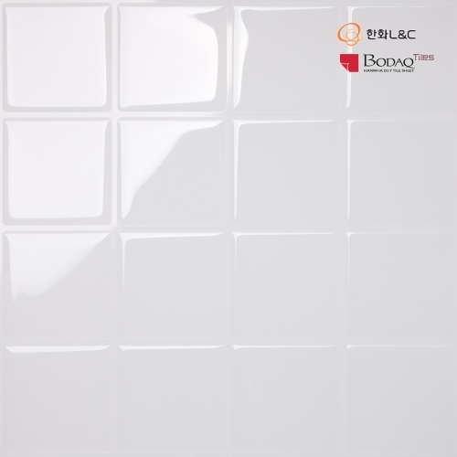 [타일시트지]BSW01-빅스퀘어 퓨어화이트