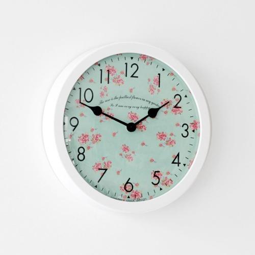 로즈가든 라운드시계