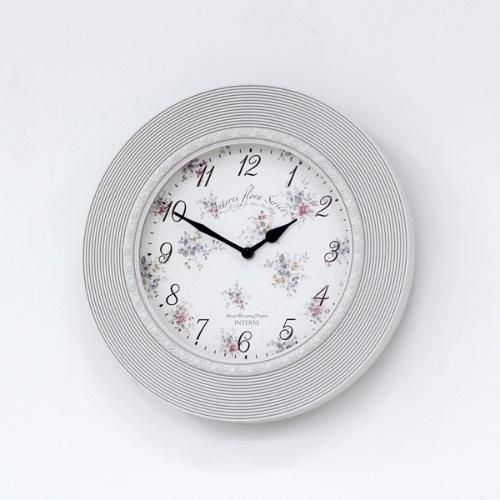 플레르 라운드시계 (2color)