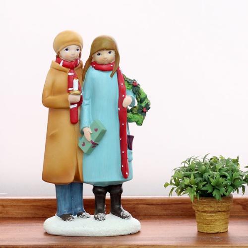 화이트크리스마스의 선물