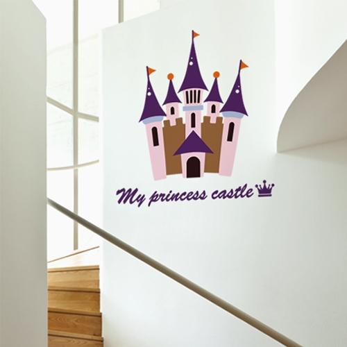 [Art-line] My princess castle 01