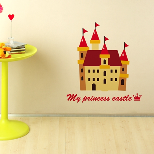 [itstics-Art-line] My princess castle 02