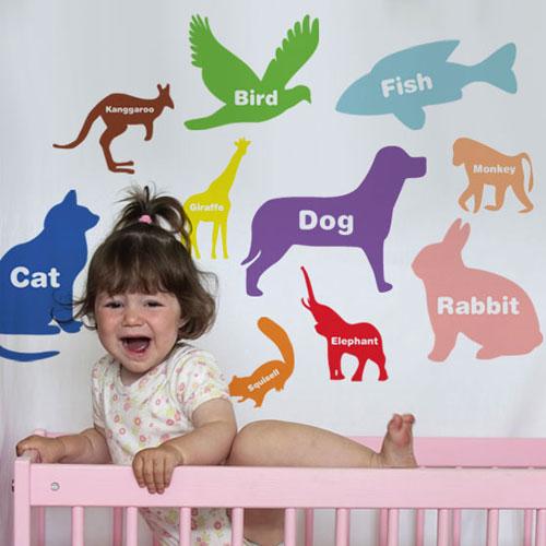 [itstics-Basic] animal words