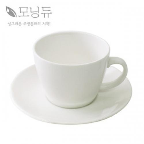 [모닝듀] 더 듀 원형 커피잔 1인조세트