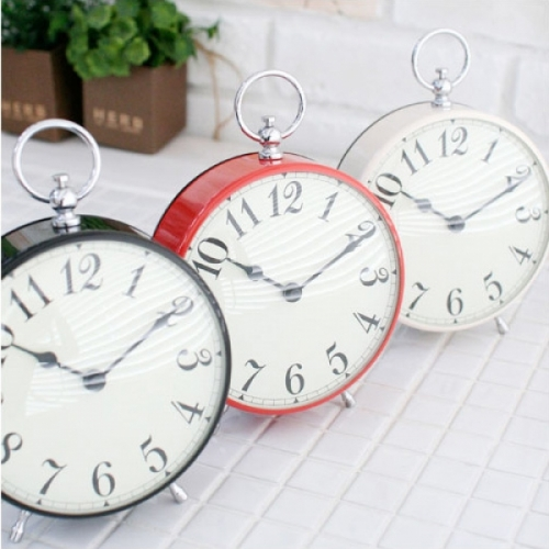 [2HOT] 로윈벨 탁상시계