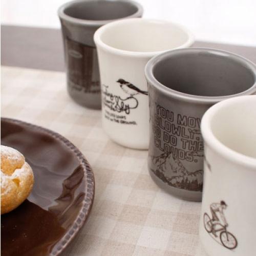 [2HOT] 킨토 슬로우 커피머그 250ml