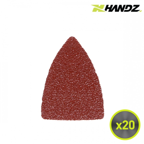 HANDZ 핸즈 멀티커터 핑거샌딩페이퍼 20P