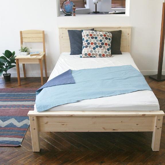 파이니 침대 (수퍼싱글)
