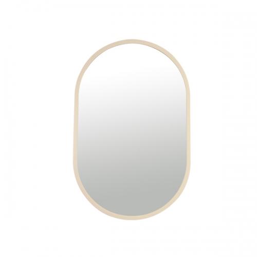 [어반테고] 타원형 거울  / 아이보리