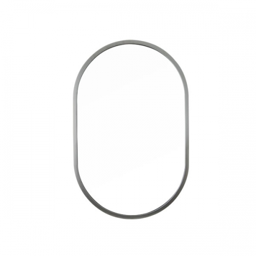 [어반테고] 타원형 거울  / 무광실버