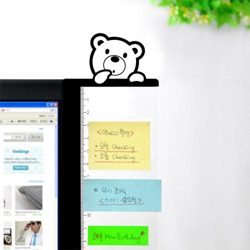 [모니터 멀티보드]애니윙(곰)
