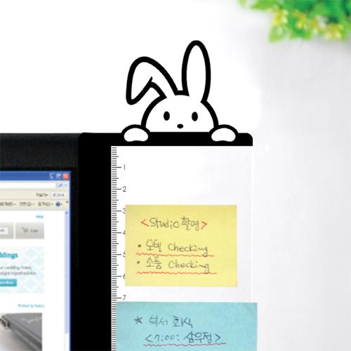 [모니터 멀티보드]애니윙(토끼)