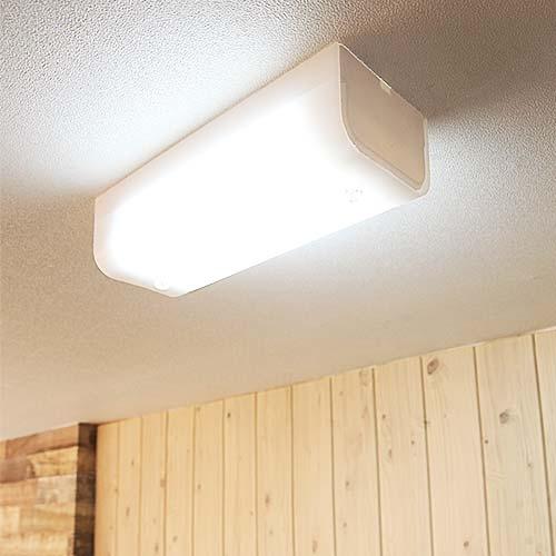 LED 프린 직사각 욕실등 15W