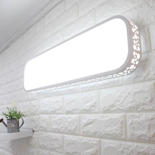LED 땡땡이 욕실등[30w 기판]