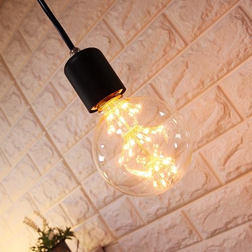 LED 무명 펜던트등(직부형 / 레일형)