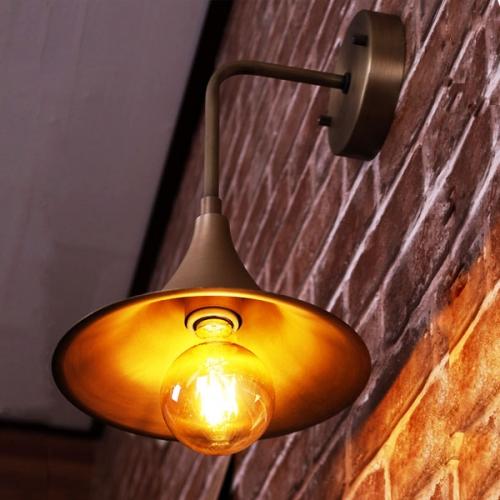 모닝 글로리 벽등(1등)(LED겸용)
