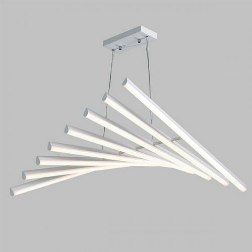 LED 윌로우 펜던트 8등-물방울형(96W)