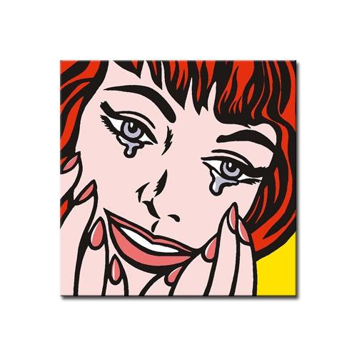 DIY 명화그리기 _ [E04] (소)행복한 눈물
