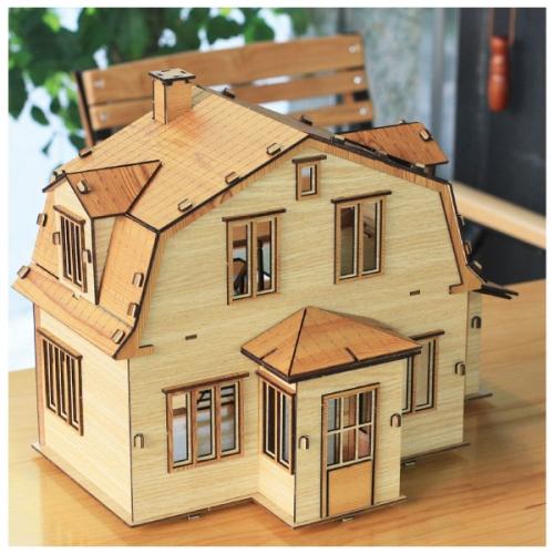 DIY나무모형 도로시 마리하우스