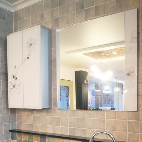 로즈마리 욕실거울