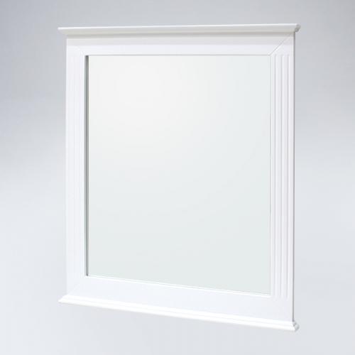 뷰티2 원목 거울(화이트)